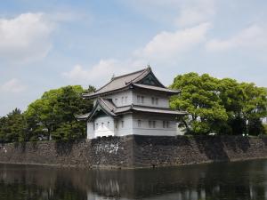 皇居外苑巽櫓