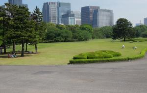 本丸跡-公園
