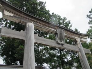 八重垣神社鳥居