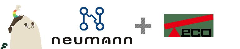 2019年12月1日、(株)ノイマンと(株)tecoが合併します