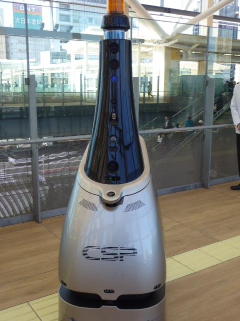 高輪 ゲートウェイ ロボット